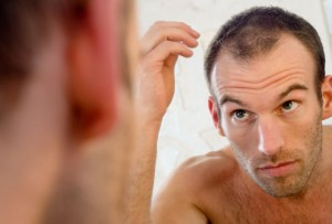 Hair loss treatment options - hair transplants and products